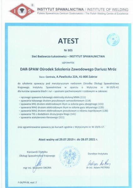 Atest-IS-2019-2021-1