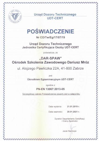uznanie-osrodka-na-egzaminowanie-PE